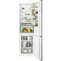AEG RCB83724VW Freestanding CustomFlex Fridge Freezer, A++ Energy Rating, 64cm Wide, White
