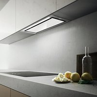 Elica Sleek HT 80 Canopy Cooker Hood, Stainless Steel