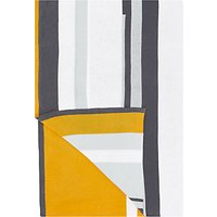 House by John Lewis Irregular Stripe Throw, Multi