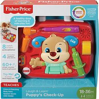 Fisher-Price Laugh and Learn Puppy's Check-Up Kit