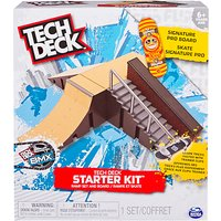 Tech Deck Ramp Set and Board Starter Kit