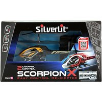 Silverlit Infra Red Scorpion Helicopter