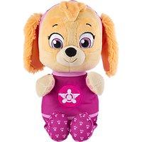 Paw Patrol Snuggle Up Pup Skye Plush Soft Toy