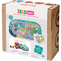 Sago Mini Robin's Roadtrip Floormat