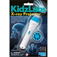 X-Ray Image Projector Torch
