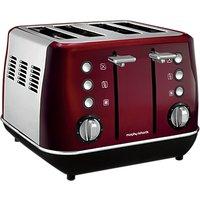 Buy Morphy Richards Evoke 4-Slice Toaster - John Lewis