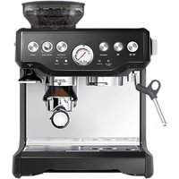 Sage Barista Express Bean-to-Cup Coffee Machine, Black