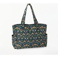 John Lewis & Partners Strawberry Thief Craft Bag, Navy