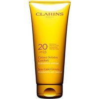 Clarins Sun Care Cream SPF 20, 200ml