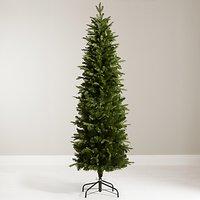 John Lewis & Partners Slender Spruce Unlit Christmas Tree, 6ft