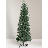 John Lewis & Partners Slender Blue Spruce Unlit Christmas Tree, 6ft
