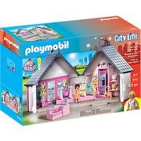 Playmobil City Life Take Along Fashion Store