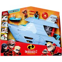 Disney Pixar The Incredibles 2 Hydroliner Playset