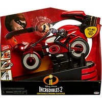 Disney Pixar The Incredibles 2 Stretching & Speeding Elasticycle