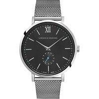 Larsson & Jennings Unisex Jura Milanese Bracelet Strap Watch
