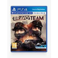 Bravo Team PS VR Game for PS4