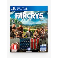 Far Cry 5, PS4