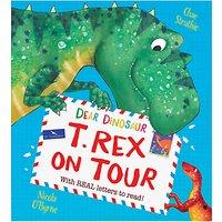 Dear Dinosaur T-Rex on Tour Children's Book