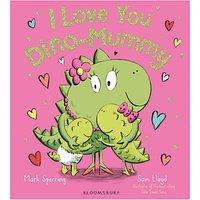 I Love You Dino-Mummy Children's Book