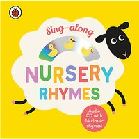 Sing Along Nursery Rhymes Childrens Board Book