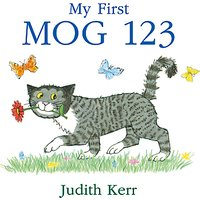 My First Mog 123 Children's Book