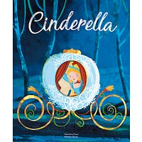 Cinderella Die Cut Illustrated Children's Book