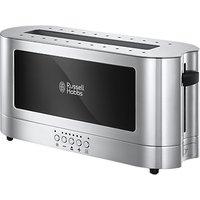Buy Russell Hobbs Elegance 23380 2-Slice Multi-Toaster, Black - John Lewis