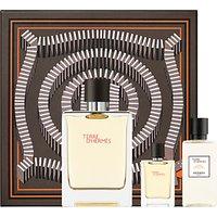 HERMS Terre dHerms 100ml Eau de Toilette Fragrance Gift Set