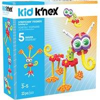 Kid K'Nex Stretch Friends Building Set
