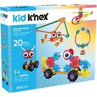 Kid K'Nex Zoomin' Rides Building Set
