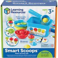 Learning Resources Smart Scoops Math Set