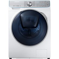 Samsung WW90M741NOR/EU QuickDrive Washing Machine, 9kg Load, A+++ Energy Rating, 1400rpm Spin, White