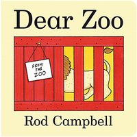 Dear Zoo & Oh Dear Children's Book, Pack of 2