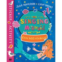 The Singing Mermaid/Sugarlump And The Unicorn Sticker Books, Pack of 2