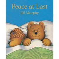 Peace At Last Children's Book