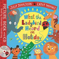 What The Ladybird Heard On Holiday Children's Book And CD