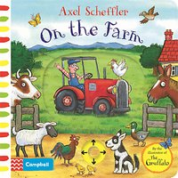 On the Farm & In the Jungle Children's Books Double Pack