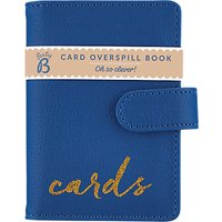 Busy B Card Overspill Wallet Book