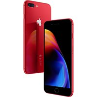 Apple iPhone 8 Plus, iOS 11, 5.5, 4G LTE, SIM Free, 64GB, (PRODUCT)RED