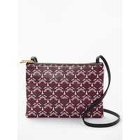 Liberty London Iphis Bayley Duo Pouch Cross Body Bag