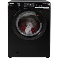 Hoover Dynamic Next Advanced WDXOA 4106B Freestanding Washer Dryer with NFC, 10kg Wash/6kg Dry Load, A+++ Energy Rating, 1400rpm Spin, White