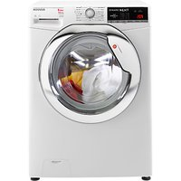Hoover Dynamic Next Advanced WDXOA 686C Freestanding Washer Dryer with NFC, 8kg Wash/6kg Dry Load, A+++ Energy Rating, 1600rpm Spin, White