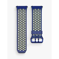 Fitbit Ionic Sport Wristband, Large, Blue/Yellow