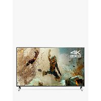 Panasonic TX-65FX700B LED HDR 4K Ultra HD Smart TV, 65 with Freeview Play & Switch Design Adjustable Stand, Gun Metal