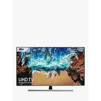 Samsung UE49NU8000 HDR 1000 4K Ultra HD Smart TV, 49 with TVPlus/Freesat HD, Dynamic Crystal Colour & 360 Design, Ultra HD Certified, Black