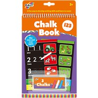 Galt 123 Chalk Book