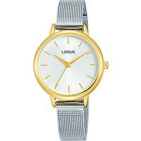 Lorus Women's Mesh Bracelet Strap Watch