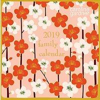 Caroline Gardner Kimono Square 2019 Calendar