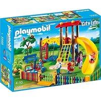 Playmobil City Life 5568 Children's Playground