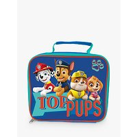 Paw Patrol 'Top Pups' Children's Lunch Bag, Blue